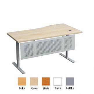 Elektriski regulējams galds SW-100 175x90/75 cm