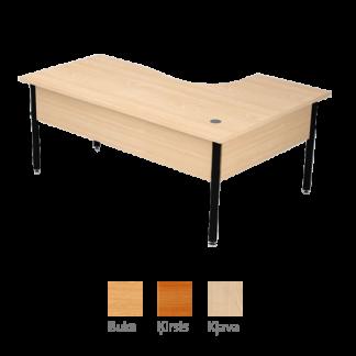 Biroja galds 175x120/80 cm