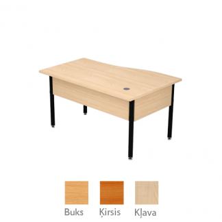Biroja galds 140x90/75 cm