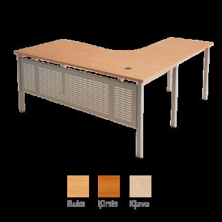 Biroja stūra galds BILL 175x180 cm